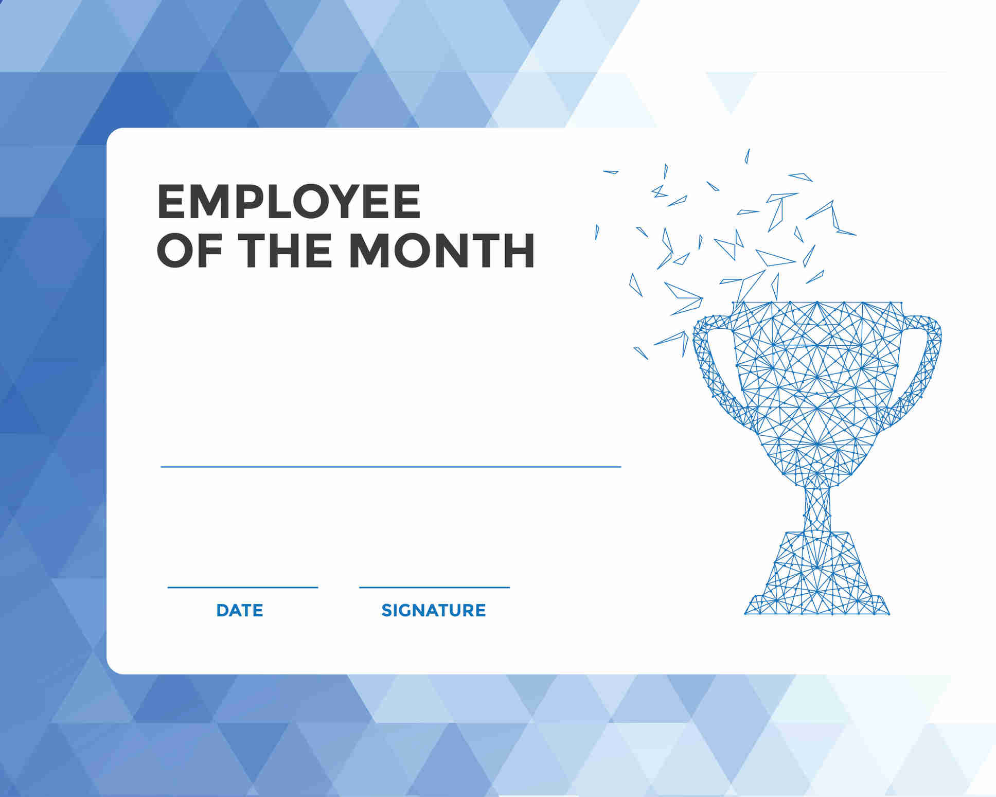 10 Amazing Award Certificate Templates Recognize Employee of the month watch online